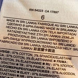 Banana Republic Tops - Banana Republic non iron light blue shirt